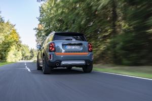 MINI Cooper S Countryman powered by X-raid Nachrüstung Fahrwerksoptimierung Höherlegung Offroad-Bereifung