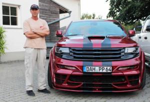 Portrait, Power Parts Automotive