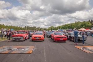 Mo's Garage Drag Day 2019 US-Cars Racing Motorsport Viertelmeile Flugplatz Meinerzhagen Muscle Cars Hot Rods Custom Cars Treffen Event
