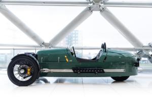 Morgan 3Wheeler LE60 Sondermodell Einzelstück Jubiläum Almond Green