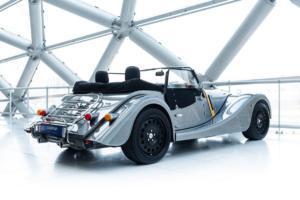 Morgan PlusSix LE60 Sondermodell Jubiläum Scintilla Silver