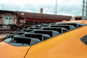 Ford Mustang GT mit OXIGIN 23 DiamondMustang on
