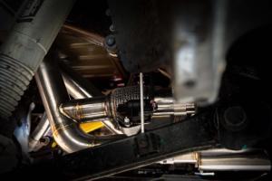 NAP Sportauspuff Manufaktur Ram-1500 TRX Klappen-Abgasanlage