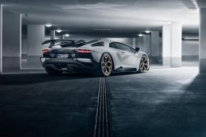 Lamborghini Aventador S von Novitec
