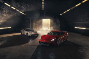 Ferrari 812 Superfast N-Largo von Novitec