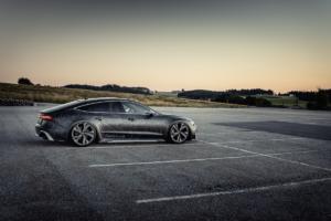Nebulus Audi RS 7 Sportback by Black Box-Richter Leistungssteigerung Folierung Tieferlegung Airride