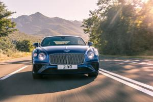 Neuer Bentley Continental GT