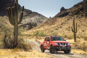 Nissan Frontier Nismo Offroad Parts Fahrwerk Felgen Stoßstange Zusatzleuchten Premiere Rebelle Rally 2020 Wild Grace Navara