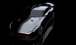Nissan GT-R50 Italdesign Prototyp