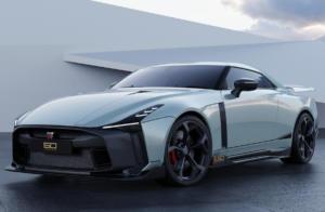 Nissan GT-R50 by Italdesign Serienmodell Rendering Premiere Genfer Auto Salon 2020