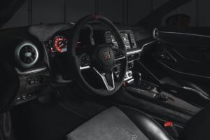 Nissan GT-R50 by Italdesign Sportwagen Coupé limitiertes Sondermodell erstes Kundenfahrzeug