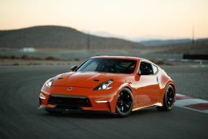 Nissan Motorsports Project Clubsport 23 370Z Nismo SEMA Show 2018 Las Vegas