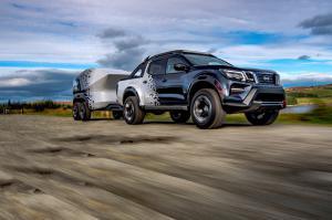 Nissan Navara Dark Sky Concept ESA IAA Nutzfahrzeuge 2018 Hannover