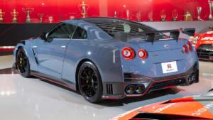 Nissan GT-R Nismo US-Sondermodell