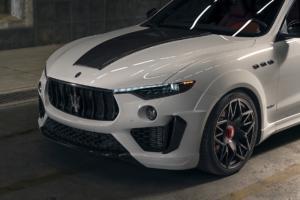 Novitec Esteso Maserati Levante Tuning Breitbau Bodykit Felgen Leistungssteigerung