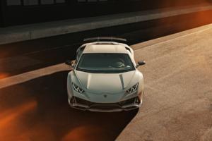 Novitec Lamborghini Huracan Evo Tuning Bodykit Felgen Abgasanlage Innenraum Veredlung