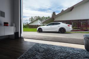 Novitec Maserati Ghibli GranLusso Limousine Tuning