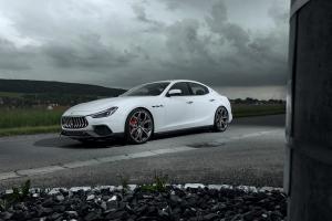 Novitec Maserati Ghibli GranSport Limousine Tuning