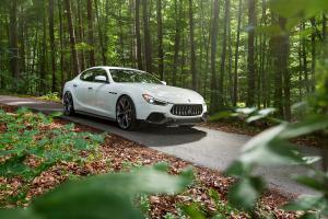 NNovitec Maserati Ghibli GranSport Limousine Tuning