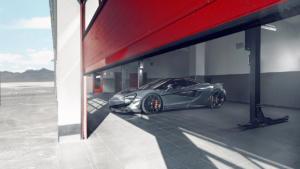 Novitec McLaren 600LT Tuning Veredlung Leistungssteigerung Carbon Vossen Felgen