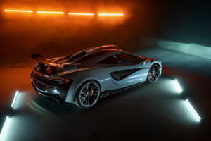 Novitec McLaren 620R Tuning Bodykit Felgen Leistungssteigerung Tieferlegung