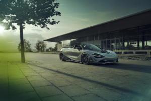 Novitec McLaren 720S Spider Tuning Leistungssteigerung Felgen Bodykit