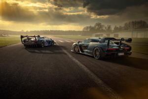 Novitec McLaren Senna Tuning Felgen Leistungssteigerung Abgasanlage Hypercar Ultimate Series Sportwagen