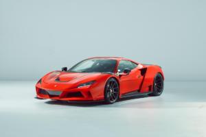 Novitec N-LARGO Ferrari F8 Tributo Tuning limitiertes Sondermodell Widebody Felgen Leistungssteigrung Interieur-Veredlung