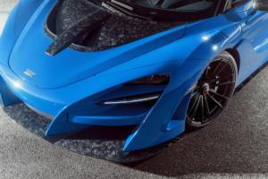Novitec McLaren 720S Spider N-Largo Tuning Bodykit Felgen Leistungssteigerung