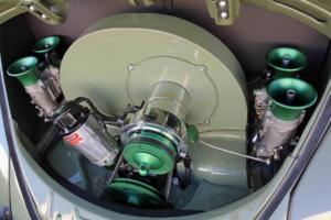 VW Ovali-Käfer von den Jungferninseln