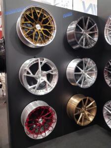 Oxigin Leichtmetallfelgen Essen Motor Show 2019 Neuheiten