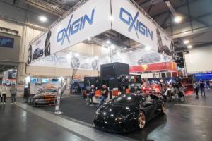 Oxigin Leichtmetallfelgen Essen Motor Show 2019 Neuheiten Lamborghini Huracan MP3 Dodge Challenger
