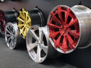 Oxigin Leichtmetallfelgen Essen Motor Show 2019 Neuheiten MP4 MP2
