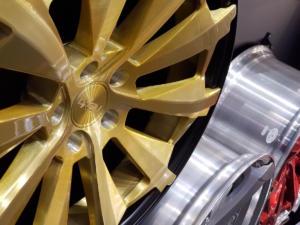 Oxigin Leichtmetallfelgen Essen Motor Show 2019 Neuheiten MP4