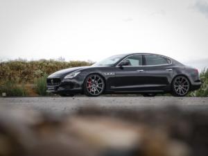 Maserati Quattroporte Cor.Speed Deville