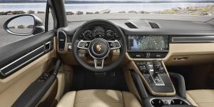 Neuer Porsche Cayenne IAA