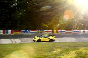 porsche GT2 RS Rekord Nürburgring