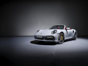 2020 Porsche Turbo S / Turbo S Cabriolet