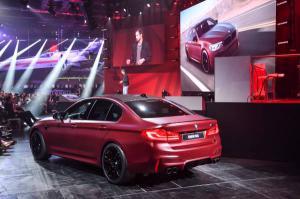 BMW M5 Neuheit