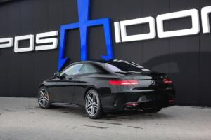 POSAIDON S 63 RS 830+ Luxusklasse Coupé C217 Mercedes-AMG Tuning Leistungssteigerung