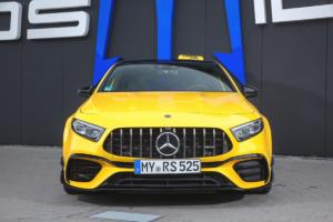 POSAIDON A 45 RS 525 Tracktest