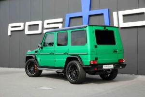 POSAIDON G 63 RS 850 (Basis Mercedes-AMG G 63)