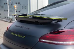 Porsche Panamera Turbo S PS-Sattlerei