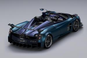 Pagani Huayra Roadster BC Europapremiere Neuheit Supersportwagen