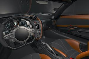 Pagani Imola Supersportwagen Neuheit Genfer Autosalon 2020 limitiert