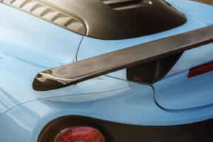 Pogea Racing Zeus Alfa Romeo 4C Sportcoupé Tuning Veredlung Bodykit Leistungssteigerung Innenraum Felgen limitierte Auflage