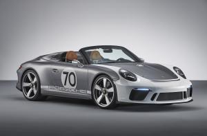 Porsche 911 Speedster Concept 991