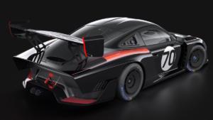 Porsche 935 2019 Lackierung Interscope