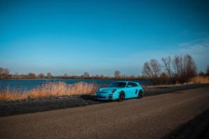 Porsche Boxster Shooting Brake Van Thull Development