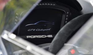 Porsche Cayman GT4 Clubsport ADAC Rallye Deutschland Prototyp Konzeptstudie Romain Dumas